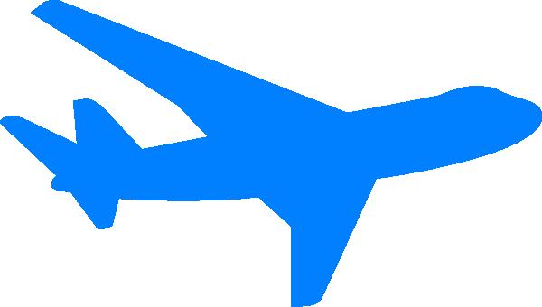 Airplane Clip Art at Clker.com - vector clip art online ...
