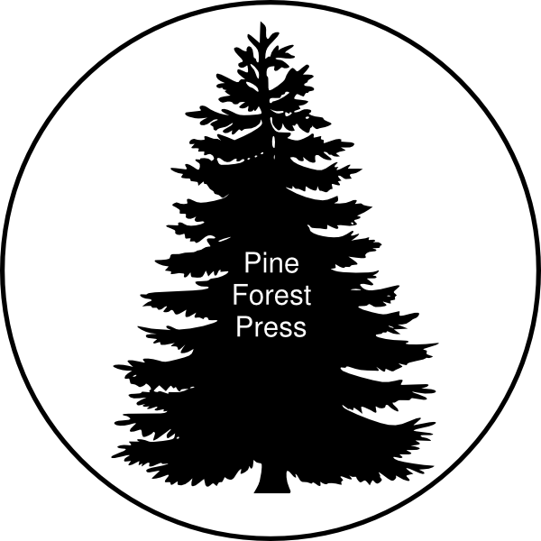 Pine Forest Press clip art - vector clip art online, royalty free ...