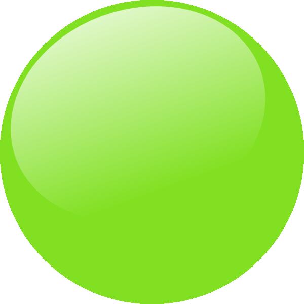 Green Glossy Icon Clip Art at Clker.com - vector clip art online ...