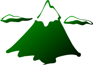 Mountain Peak Clip Art
