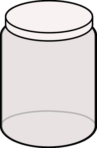 Plain Dream Jar Clip Art at Clker.com - vector clip art ...