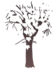 Tree By Laura Clip Art