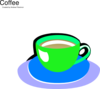 Amy`s Coffe Cup Clip Art
