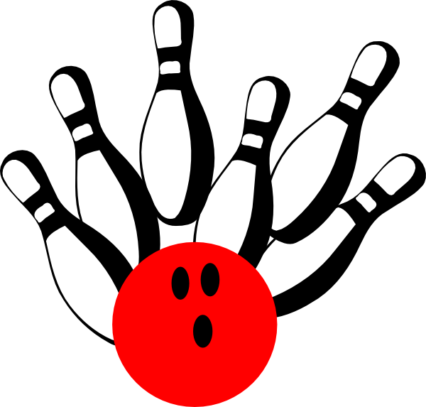 Bowling Clipart Png Bowling Pin Clipart