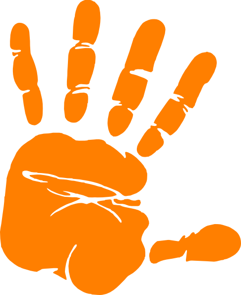 children hands clipart - photo #49