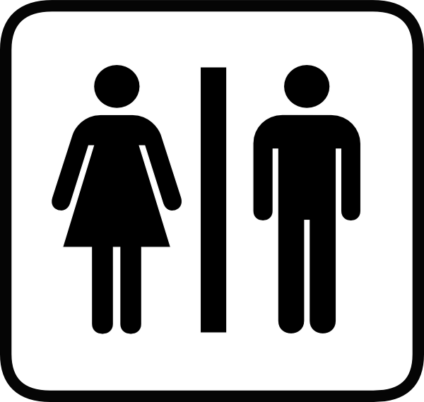 Restroom Clip Art At Vector Clip Art Online Royalty Free Public Domain