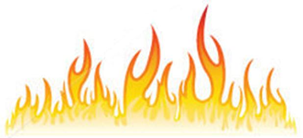 Flames | Free Images at Clker.com - vector clip art online ...