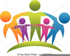 Teamwork Clipart Royalty Free Image