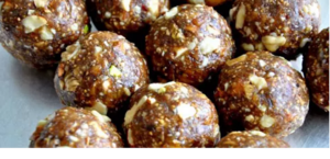 Dry Fruit Laddu Recipe Image