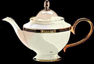 Teapot   Free Images at Clker.com - vector clip art online ...
