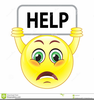 Free Help Wanted Sign Clipart Image