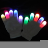 Blue Led Gloves Image