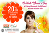 Womens Day Offer Image