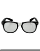 Free Clipart Nerd Glasses Image