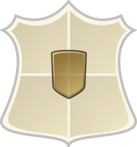Wam Shield 4 Clip Art