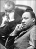 Martin Luther King And Lbj Image