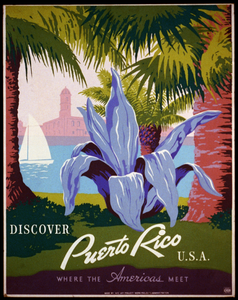 Discover Puerto Rico U.s.a. Where The Americas Meet. Image