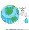Royalty Free Earth Clipart Image