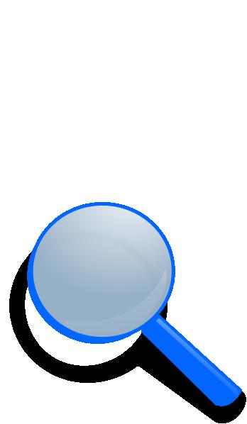 Search Symbol Clip Art at Clker.com - vector clip art online, royalty ...
