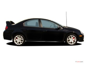 Dodge Neon Door Sedan Srt Side Exterior View S Image