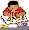 School Clipart To Color Image