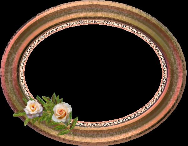 Oval Frame Clip Art