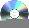 Compact Disk Clipart Image