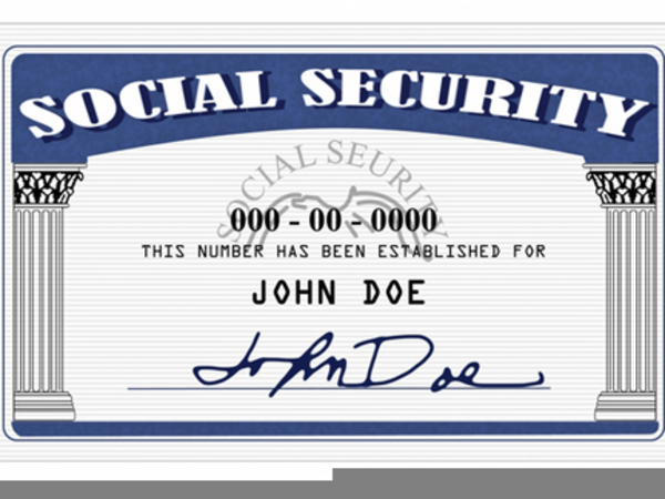 Social Download Font Security Card
