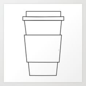 Free Latte Cup Clipart | Free Images at Clker.com - vector ...