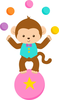 Cute Animal Clipart For Kids Image