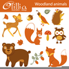 Baby Animals Clipart Free Image