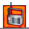 Old Radio Clipart Image