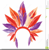Indian Headband Clipart Image