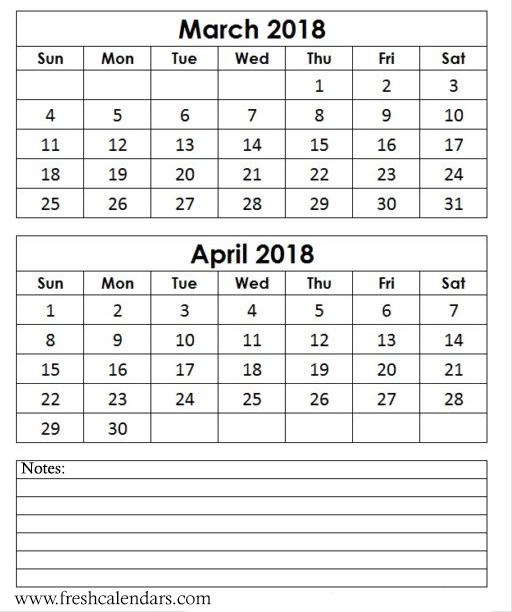 March To April Calendar X Free Images At Clker Com Vector Clip