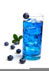 Vodka Blueberry Drinks Image