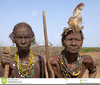 African Tribe Clipart Image