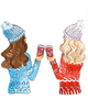 Free Clipart Best Friends Forever Image