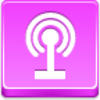 Free Pink Button Podcast Image