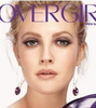Drew Barrymore Covergirl Image