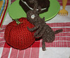 Knitted Ant Image