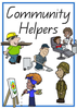 Free Printable Community Helpers Clipart Image