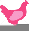 Hens Party Clipart Image