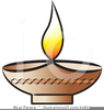 Ancient Lamp Clipart Image