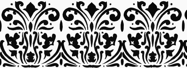 Arabesque Clip Art At Clker Com Vector Clip Art Online
