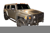 Hummer H Clipart Image