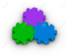 Jigsaw Pieces Clipart Image