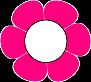 1 pink flower clip art at clker com vector clip art online rh clker com pink hibiscus flower clipart pink hibiscus flower clipart