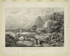The Rocky Mountains, Emigrants Crossing The Plains  / F.f. Palmer, Del. ; Currier & Ives Lith., N.y. Image