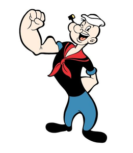 popeye clipart free download free images at clker com vector rh clker com popeye spinach clipart popeye the sailor clipart