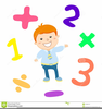 Mathematical Sign Clipart Image
